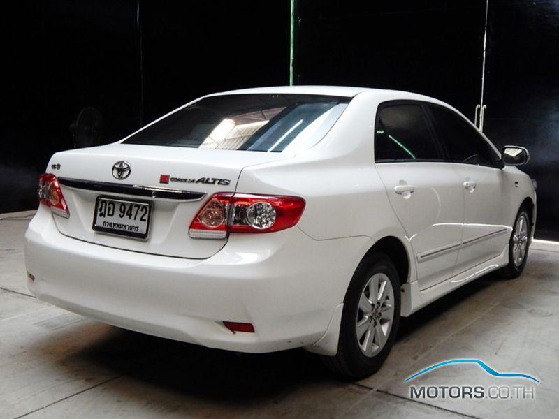 รถใหม่, รถมือสอง TOYOTA ALTIS (2010)