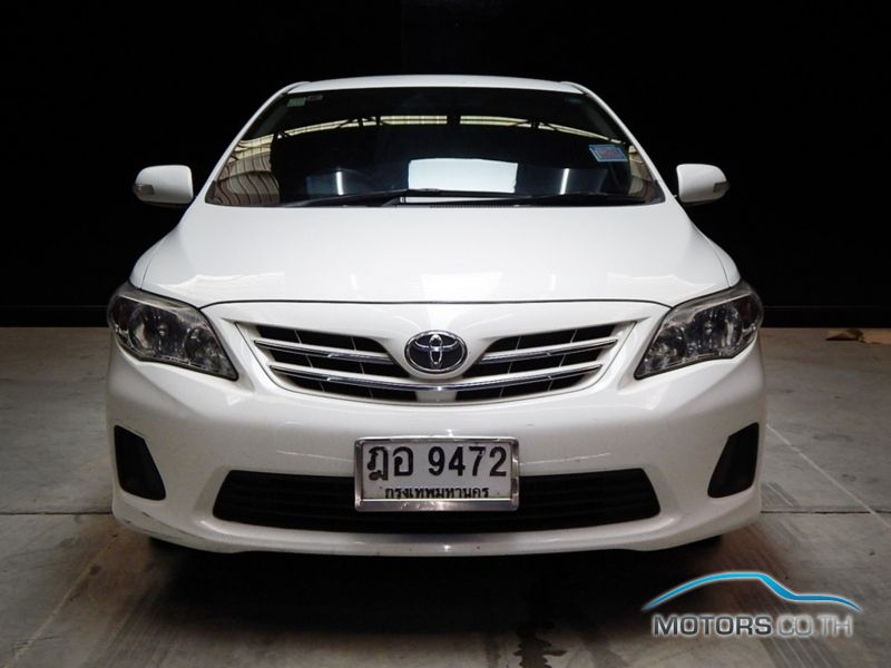 Secondhand TOYOTA ALTIS (2010)