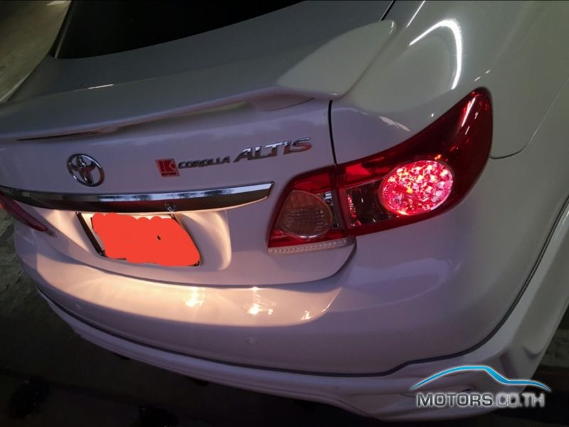 New, Used & Secondhand Cars TOYOTA ALTIS (2013)