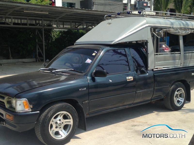 รถใหม่, รถมือสอง TOYOTA HILUX MIGHTY-X (1993)