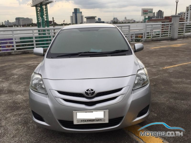 Secondhand TOYOTA VIOS (2007)