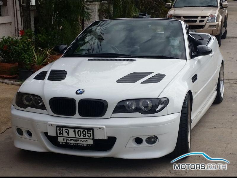รถใหม่, รถมือสอง BMW SERIES 3 (2004)