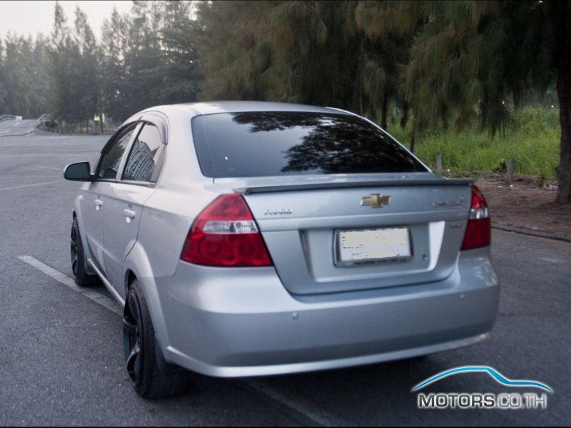 รถใหม่, รถมือสอง CHEVROLET AVEO (2009)