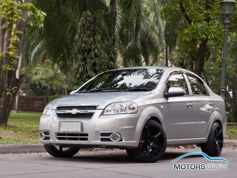 Secondhand CHEVROLET AVEO (2009)