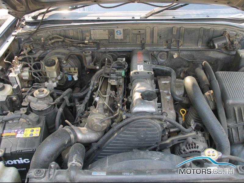 รถใหม่, รถมือสอง FORD EVEREST (2005)