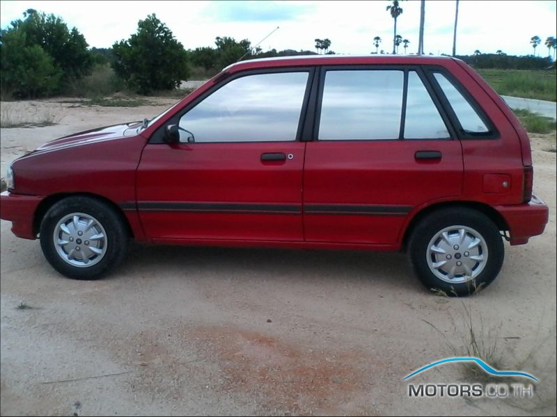 Secondhand FORD FESTIVA (1993)