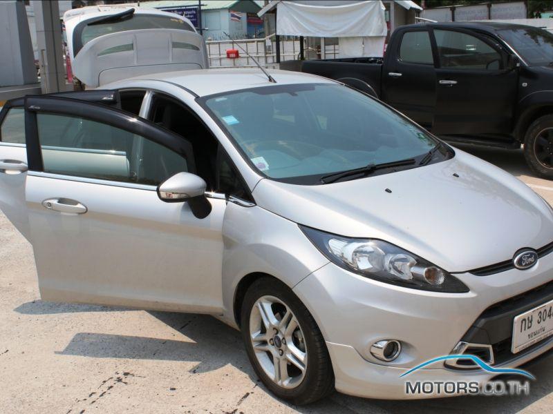รถใหม่, รถมือสอง FORD FIESTA (2013)