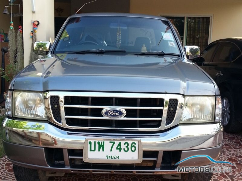 New, Used & Secondhand Cars FORD RANGER (2005)