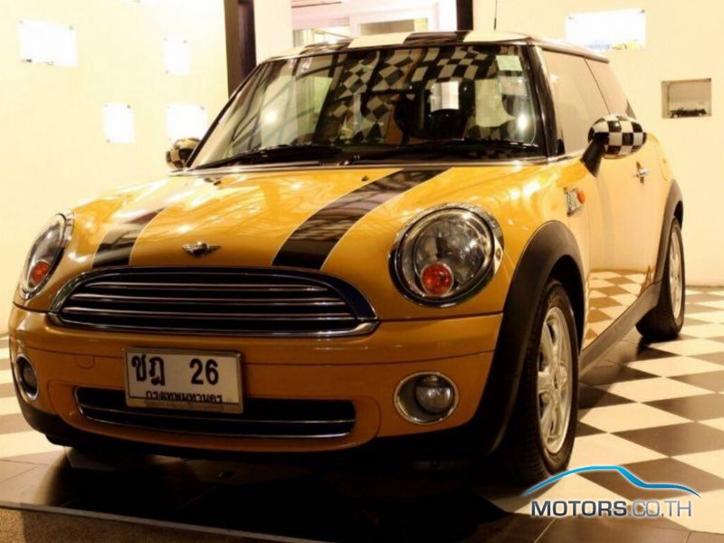 Secondhand MINI Cooper (2009)