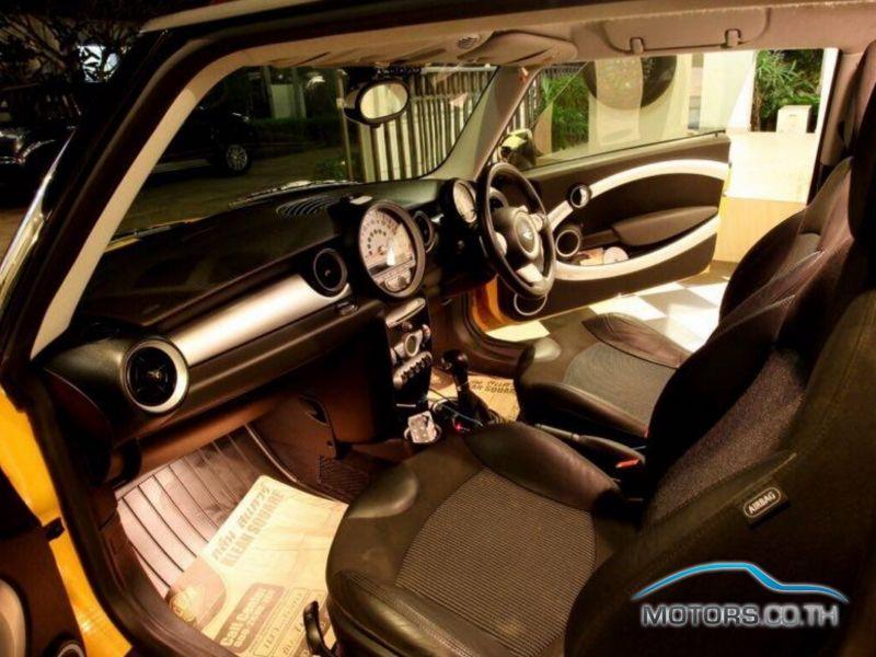 รถใหม่, รถมือสอง MINI COOPER (2009)