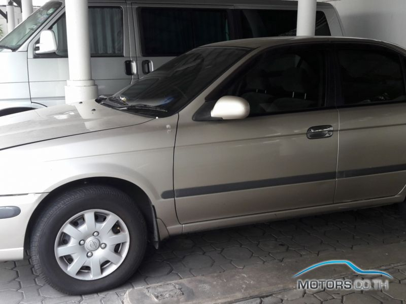 Secondhand NISSAN SUNNY (2002)
