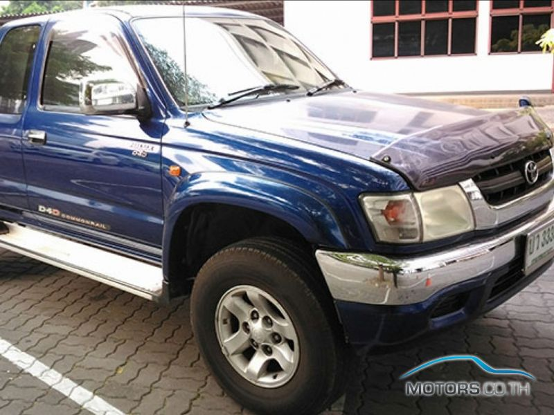 New, Used & Secondhand Cars TOYOTA HILUX TIGER D4D (2003)
