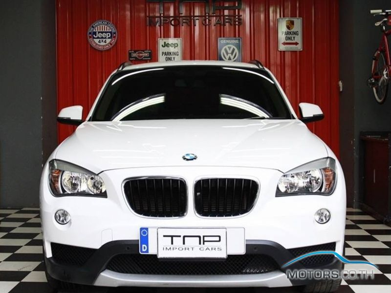 Secondhand BMW X1 (2014)