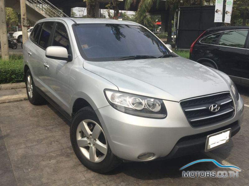 New, Used & Secondhand Cars HYUNDAI SANTA (2008)