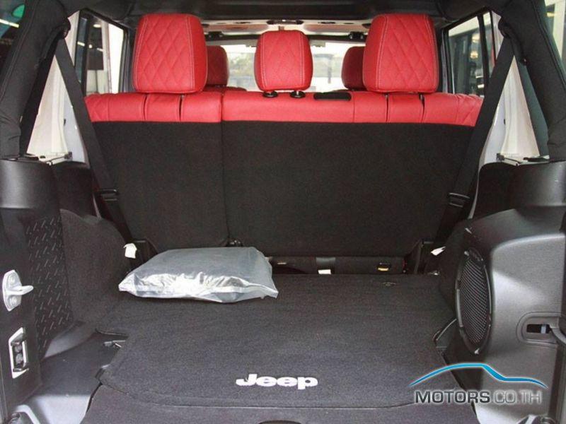 รถใหม่, รถมือสอง JEEP WRANGLER (2012)