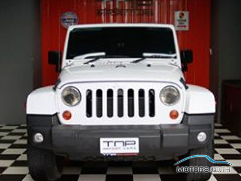 Secondhand JEEP WRANGLER (2012)