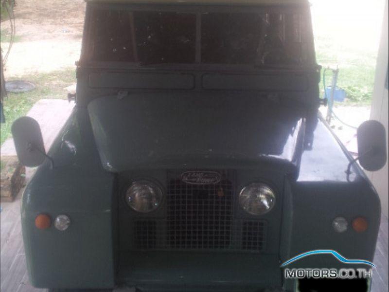 รถใหม่, รถมือสอง LAND ROVER DEFENDER (1966)
