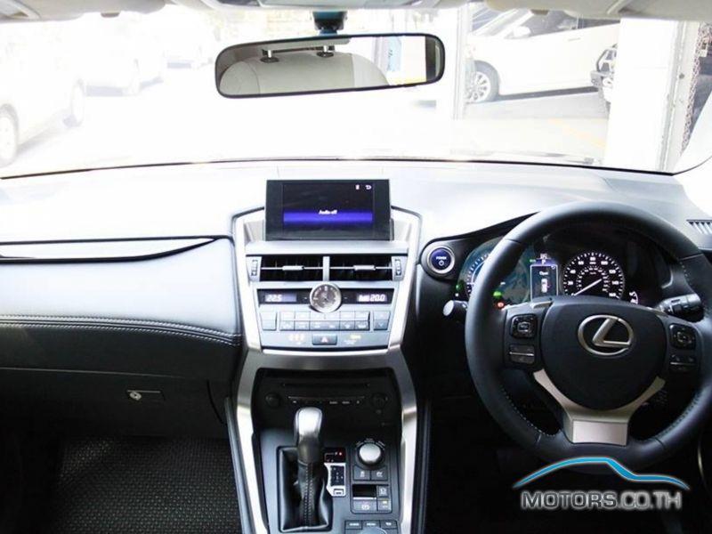 รถใหม่, รถมือสอง LEXUS NX F SPORT (2015)
