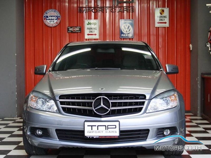 Secondhand MERCEDES-BENZ C CLASS (2010)