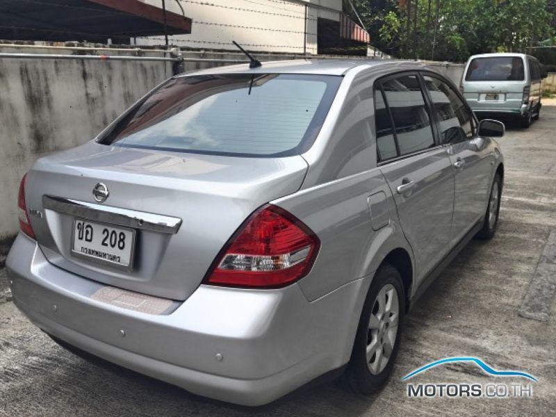 รถใหม่, รถมือสอง NISSAN TIIDA (2008)