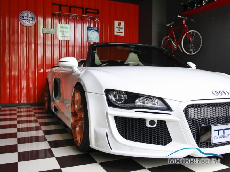 Secondhand AUDI R8 (2010)