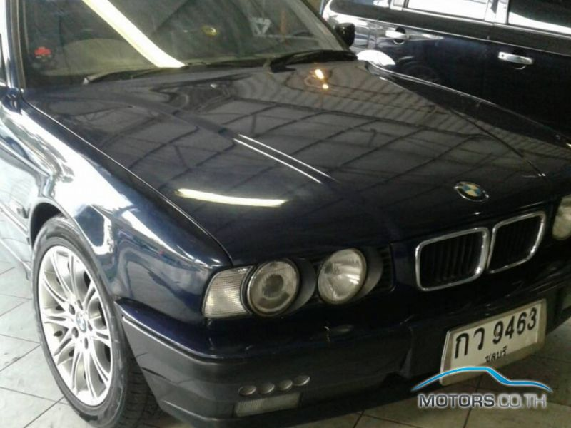 Secondhand BMW SERIES 5 (1996)