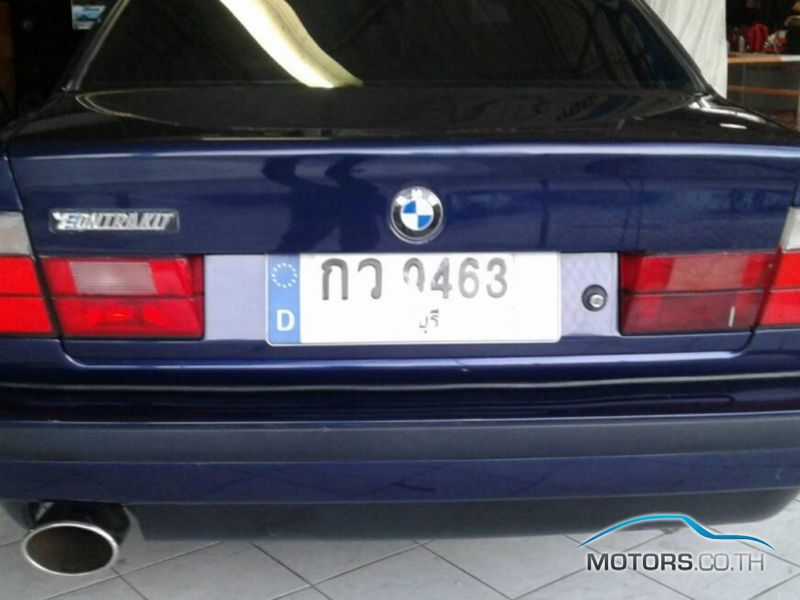 New, Used & Secondhand Cars BMW SERIES 5 (1996)