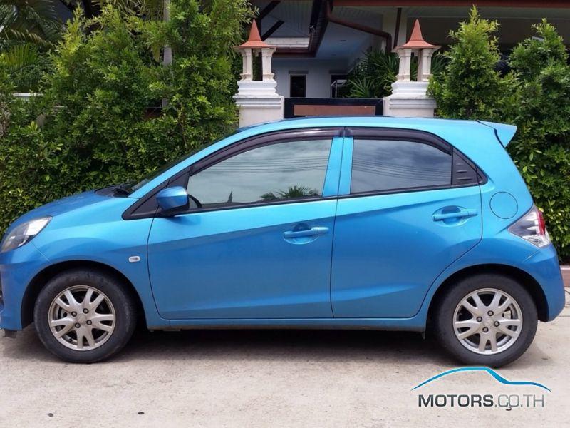 รถใหม่, รถมือสอง HONDA BRIO (2014)