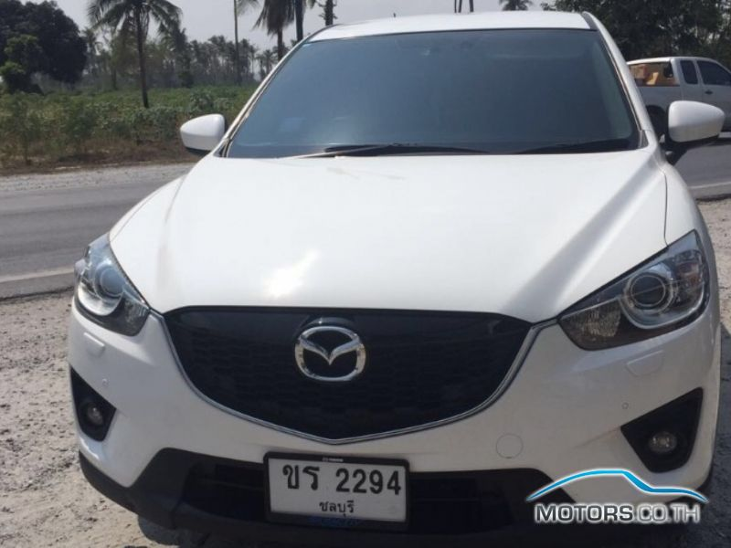 Secondhand MAZDA CX-5 (2014)