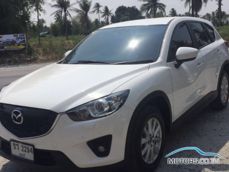 New, Used & Secondhand Cars MAZDA CX-5 (2014)