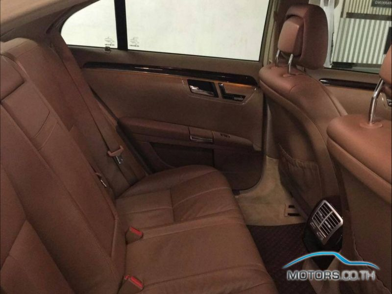 New, Used & Secondhand Cars MERCEDES-BENZ S CLASS (2010)