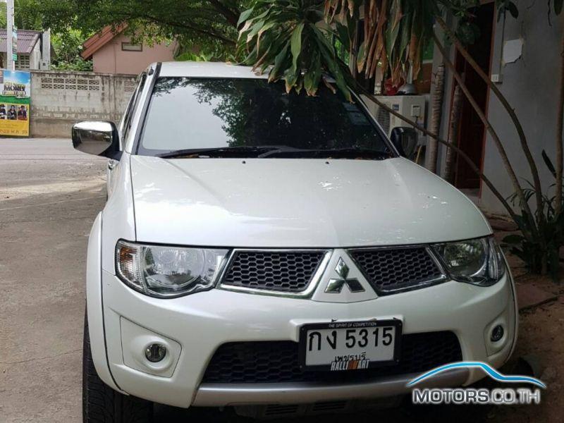 รถใหม่, รถมือสอง MITSUBISHI TRITON (2011)