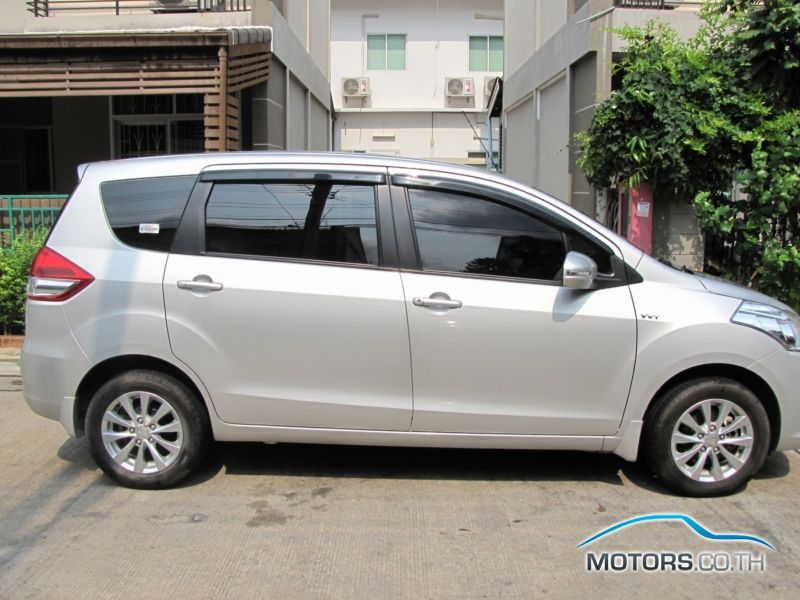 Secondhand SUZUKI WAGON R (2014)