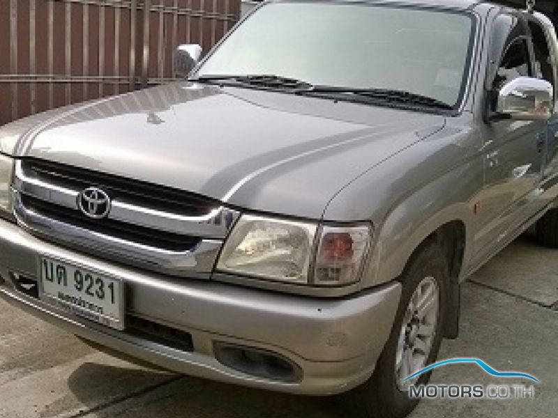 Secondhand TOYOTA HILUX TIGER D4D (2002)