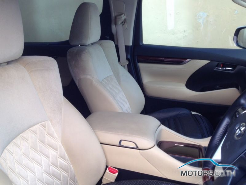 New, Used & Secondhand Cars TOYOTA VELLFIRE (2015)
