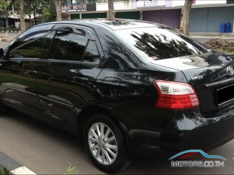 Secondhand TOYOTA VIOS (2011)