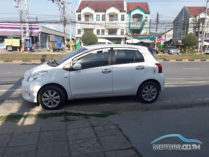 รถใหม่, รถมือสอง TOYOTA YARIS (2012)