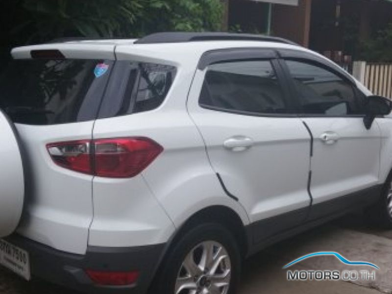 New, Used & Secondhand Cars FORD ECOSPORT (2014)