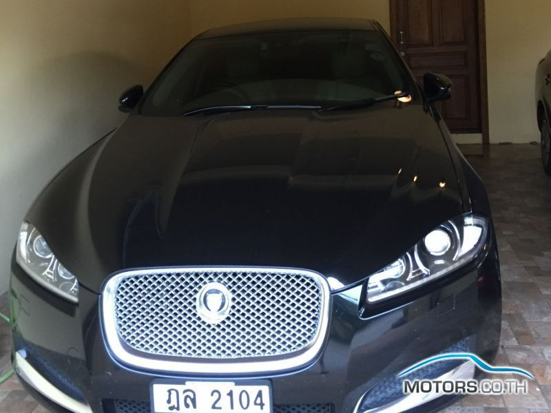 Secondhand JAGUAR XF (2014)