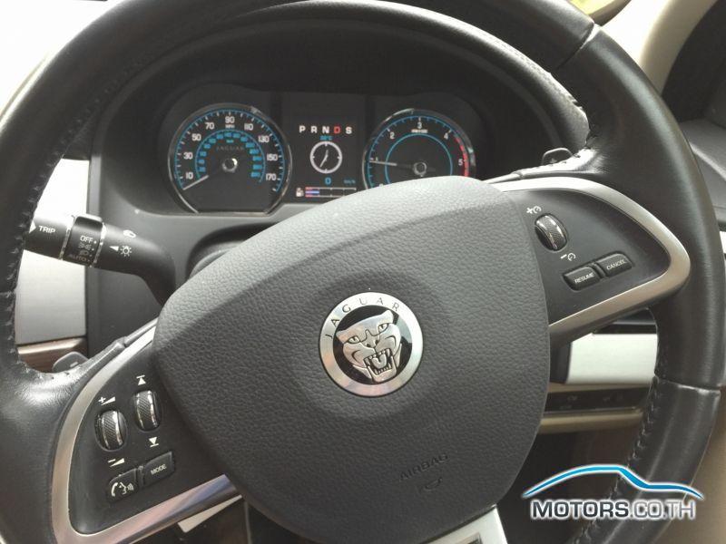 รถใหม่, รถมือสอง JAGUAR XF (2014)