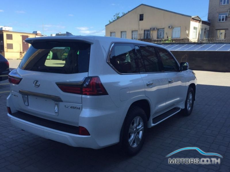 New, Used & Secondhand Cars LEXUS LX570 (2016)