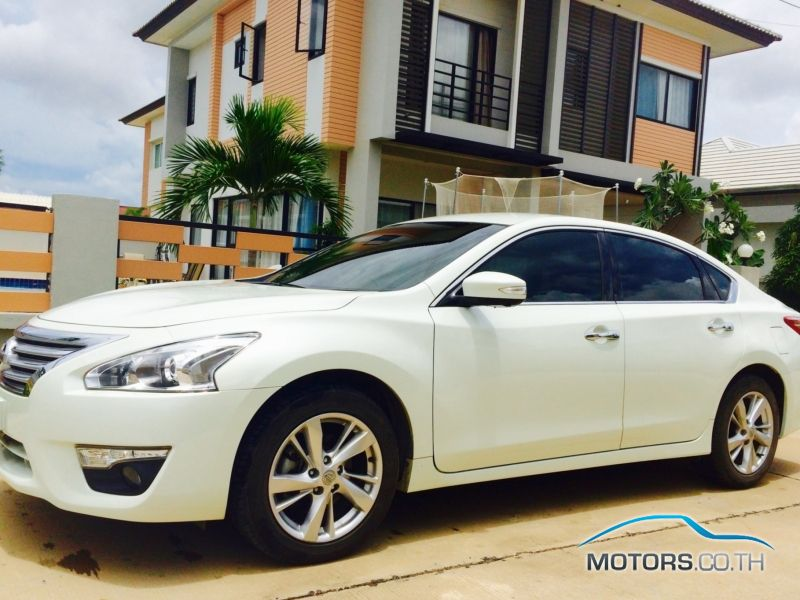 New, Used & Secondhand Cars NISSAN TEANA (2014)