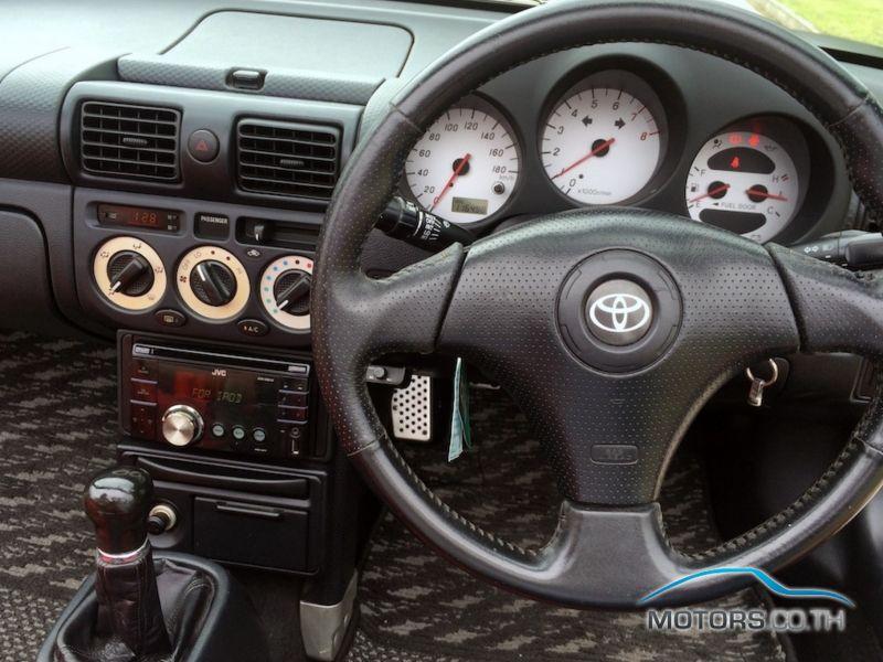 รถใหม่, รถมือสอง TOYOTA MR-S (2004)
