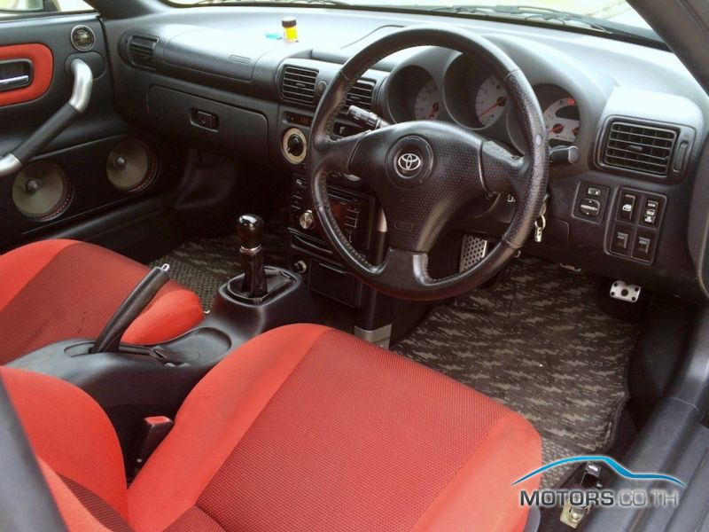 New, Used & Secondhand Cars TOYOTA MR-S (2004)