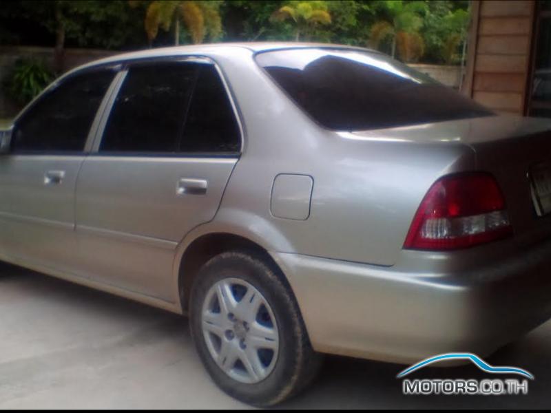 รถใหม่, รถมือสอง HONDA CITY (2000)