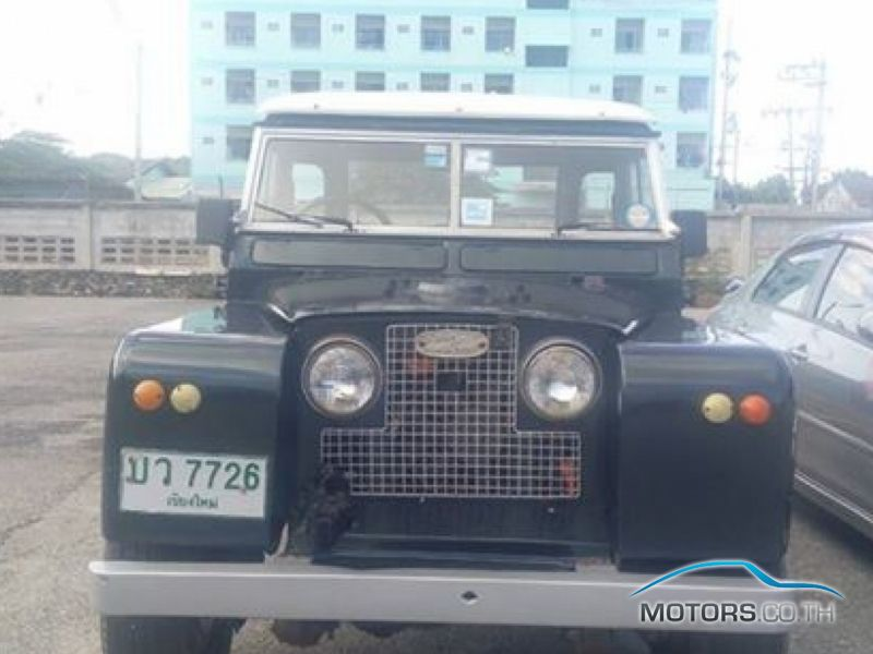 Secondhand LAND ROVER DISCOVERY (1975)