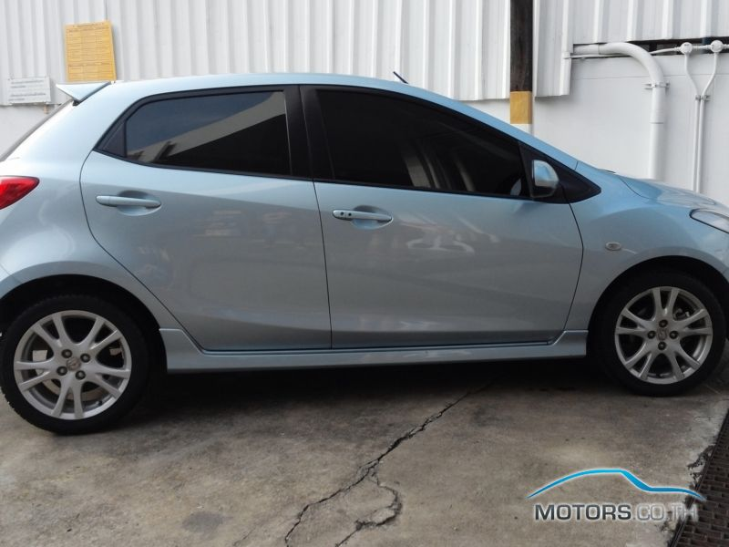 Secondhand MAZDA 2 (2009)