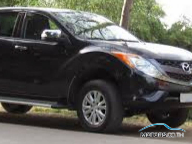 Secondhand MAZDA BT-50 (2013)