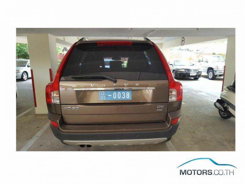 รถใหม่, รถมือสอง VOLVO XC90 (2012)