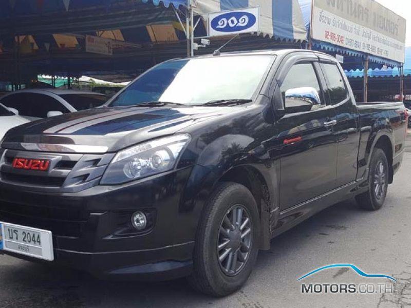 รถมือสอง, รถยนต์มือสอง ISUZU D-MAX (2012-2015) (2013)